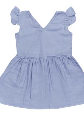 Blossom Kids Dress muslin Lilac