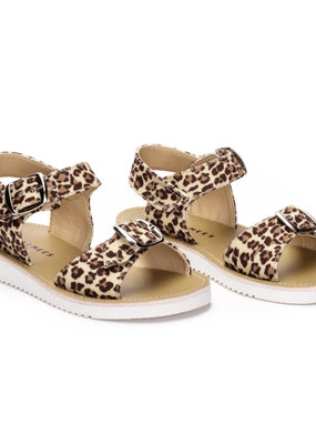 Bear & Mees Sandals Leopard