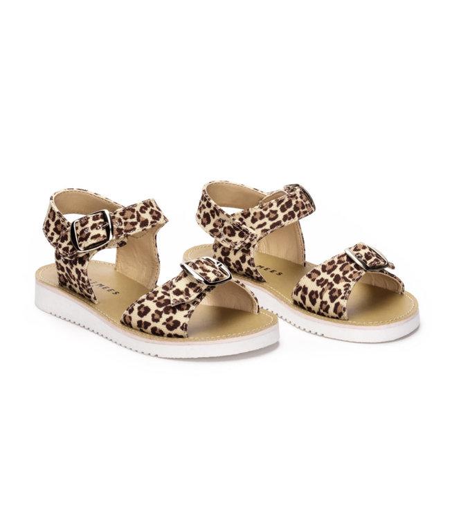 Bear & Mees Bear & Mees Sandals Leopard