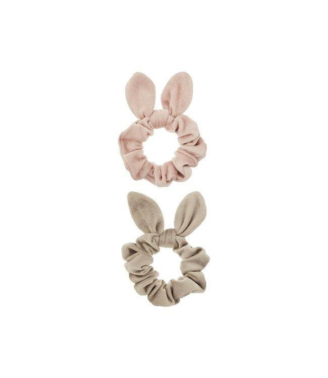 Mimi & Lula Luxury velvet scrunchies