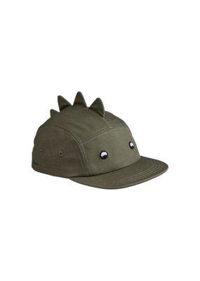 Liewood Rory Cap Faune Green Dino