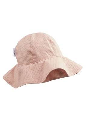 Liewood Amelia sun hat little dot rose