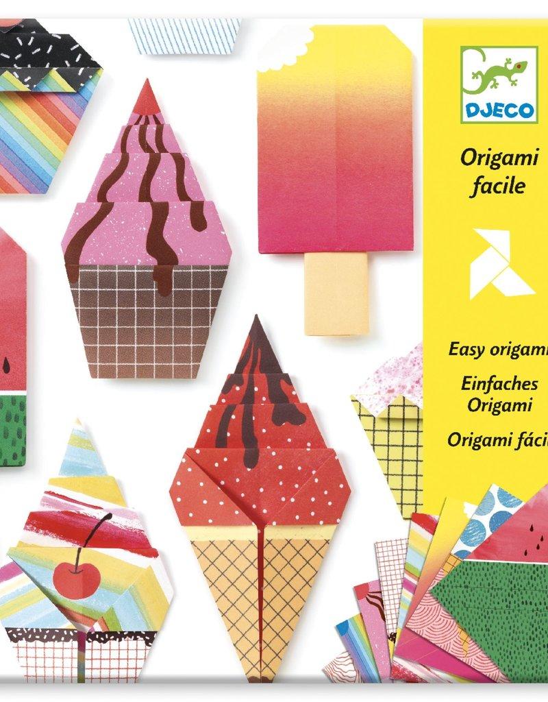 Djeco Origami Icecream