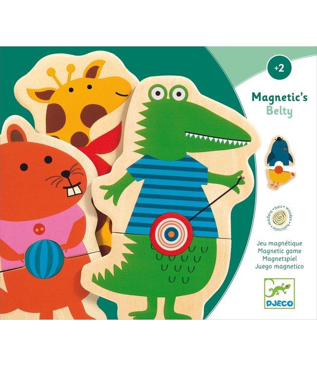 Djeco Magnetic Belty