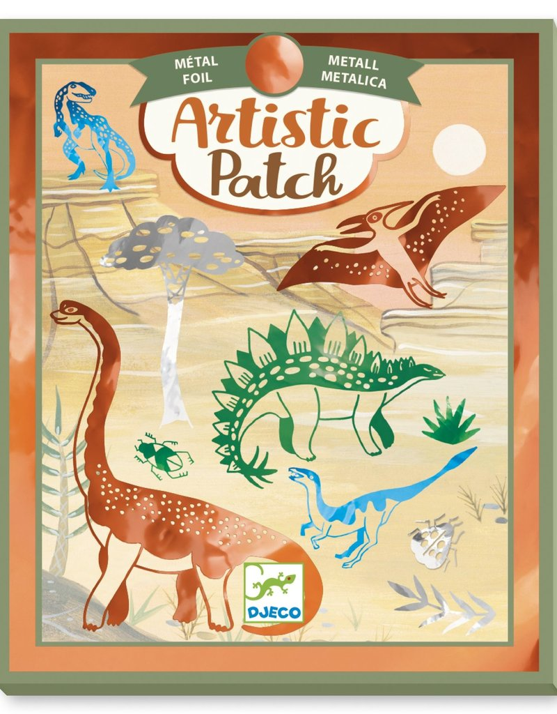 Djeco Artistic patch Dino