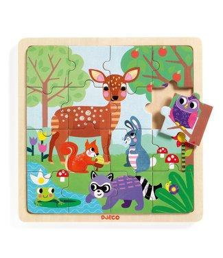Djeco Puzzel Forest