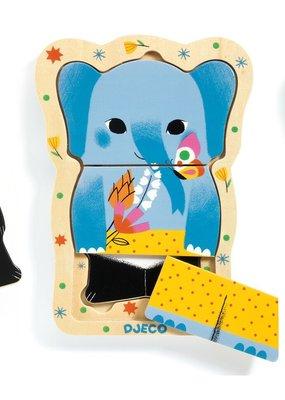 Djeco Puzzel Lucky&Co