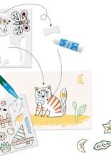 Djeco Creeren met vormen Animals