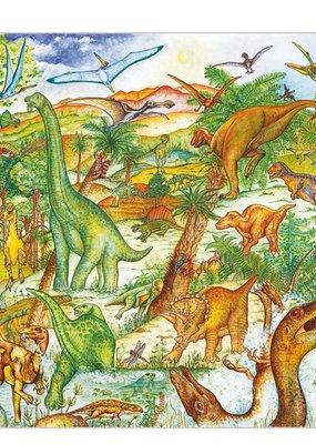 Djeco Observatiepuzzel Dinosaurussen