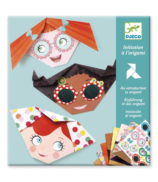 Djeco Origami beginsellen