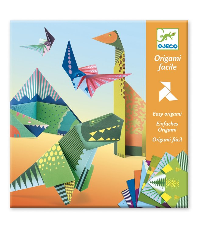 Djeco Origami Dino's