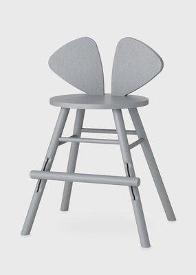 Nofred Mouse Chair Junior 3-9jr Grey Oak