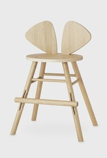 Nofred Mouse Chair Junior 3-9jr Oak