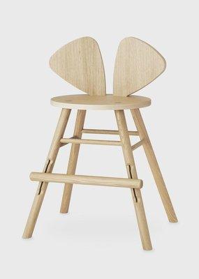 Nofred Mouse Chair Junior 3-9jr Oak