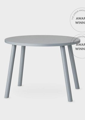 Nofred Mouse Table Grey Oak