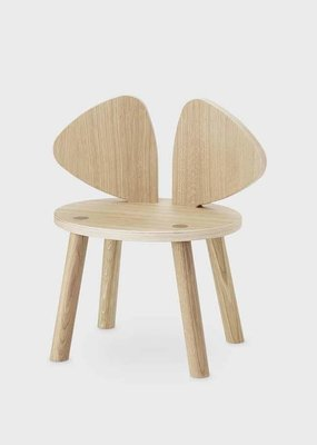 Nofred Mouse Chair 2-5jr Oak