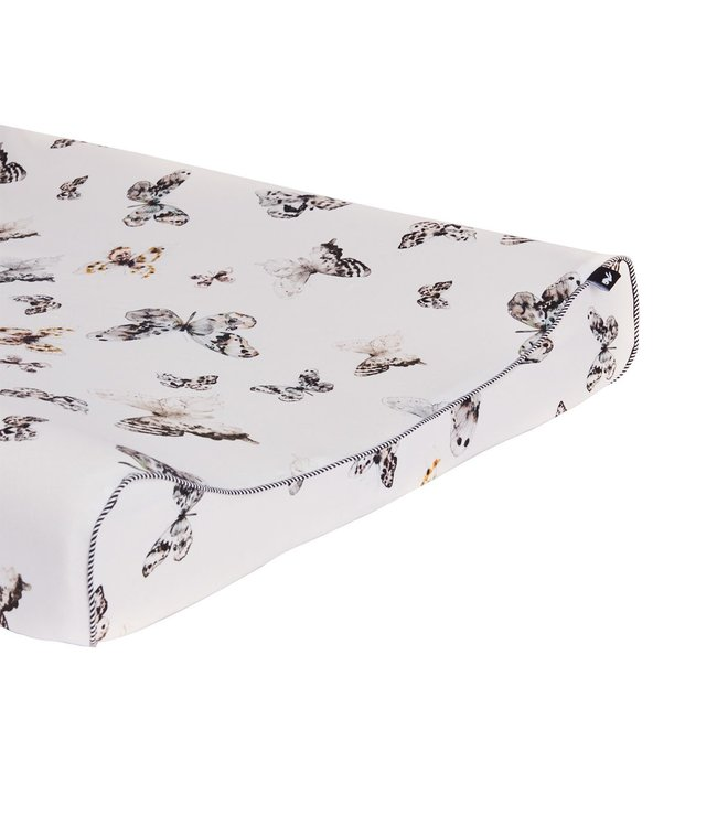 Mies & CO Changing mat - Aankleedkussenhoes Fika Butterfly