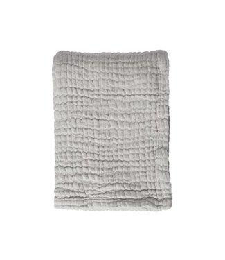 Mies & CO Soft mousseline blanket Gentle Grey