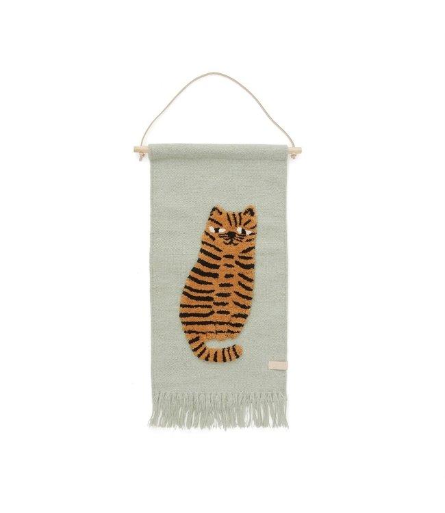OYOY Tiger Wallhanger