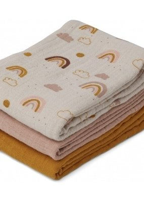 Liewood Line muslin cloth