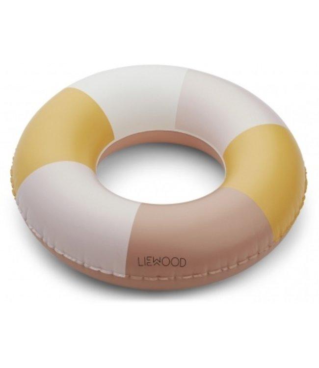 Liewood Baloo swim ring Rose Mix