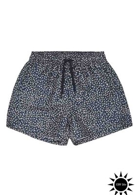 Soft Gallery Dandy swimpants blue leospot