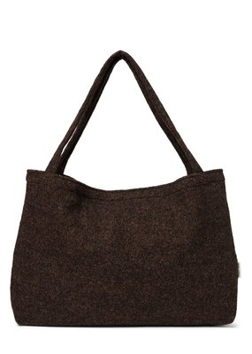 Studio Noos Wood woolish mom bag