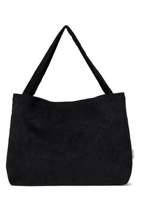 Studio Noos All black rib mom bag