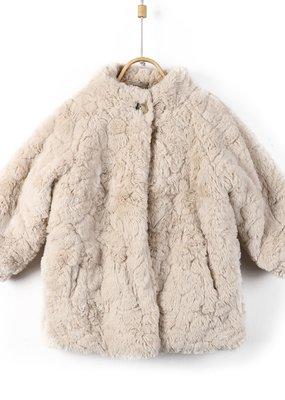 Donsje Mila jacket Beige Teddy
