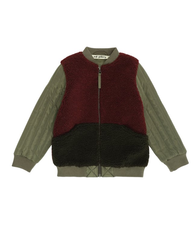 Soft Gallery Gabino jacket Brown