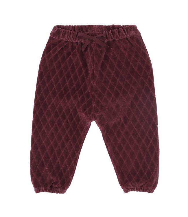 Soft Gallery Khya pants rose-brown