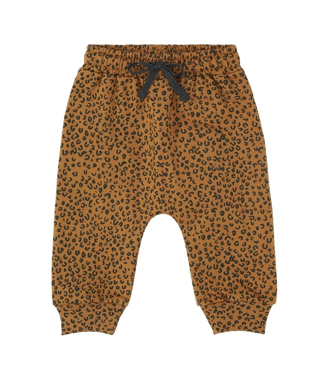Soft Gallery Karl pants brown leospot