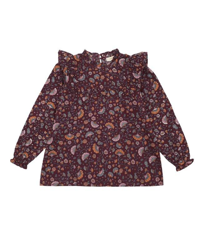Soft Gallery Gaxine shirt  vintage flower