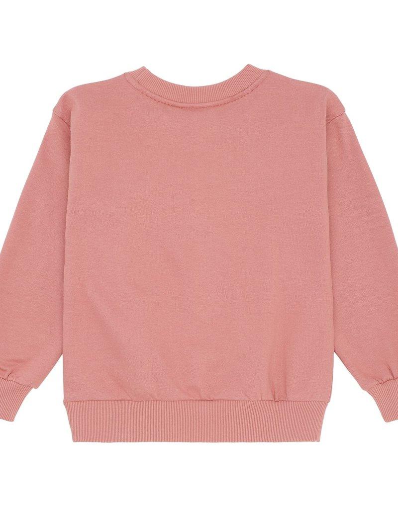 Soft Gallery Elesse sweatshirt Rose Dawn Birdy