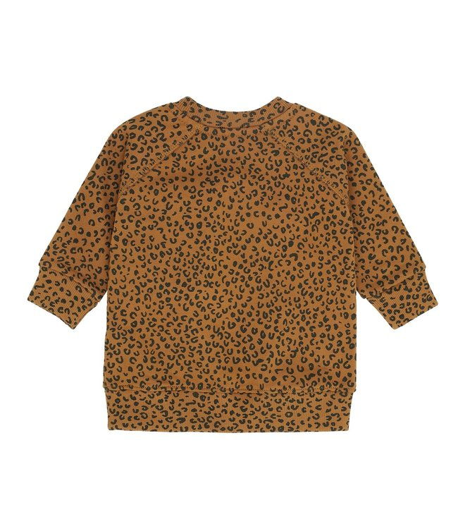 Soft Gallery Alexi sweatshirt golden brown