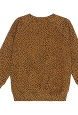 Soft Gallery Chaz sweatshirt golden brown leospot