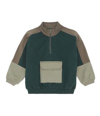 Soft Gallery Gemini sweatshirt pine grove