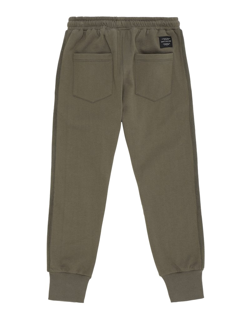 Soft Gallery Jules pants Olive night