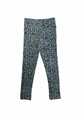 Maed for mini Lazy leopard legging