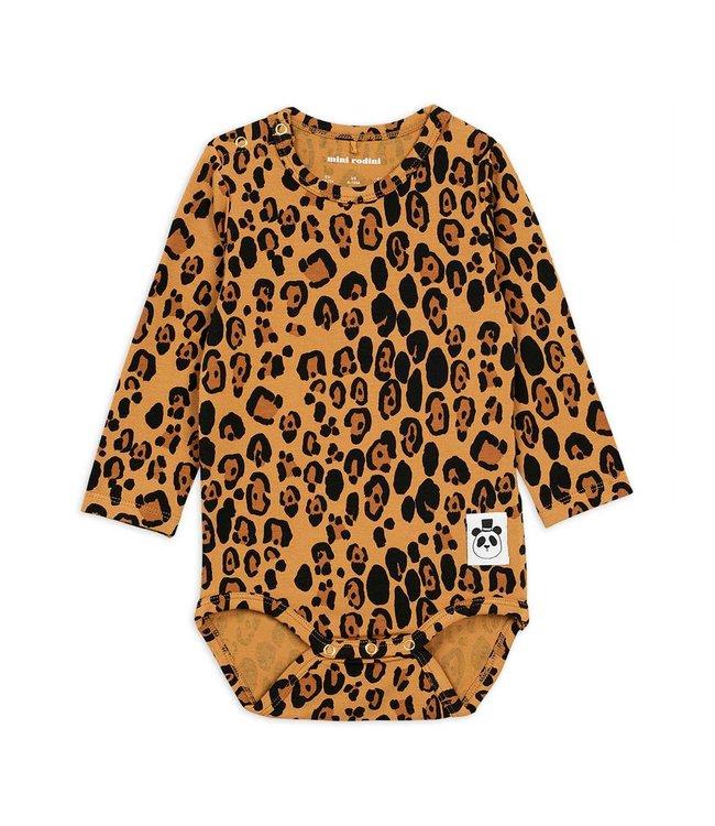 Mini Rodini Basic leopard body