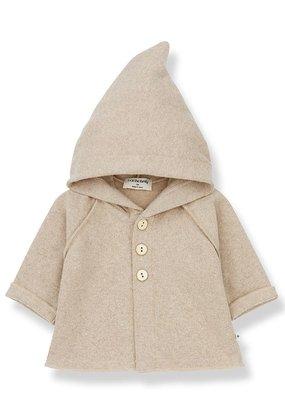 1 + in the family Alphonse hood jacket cream