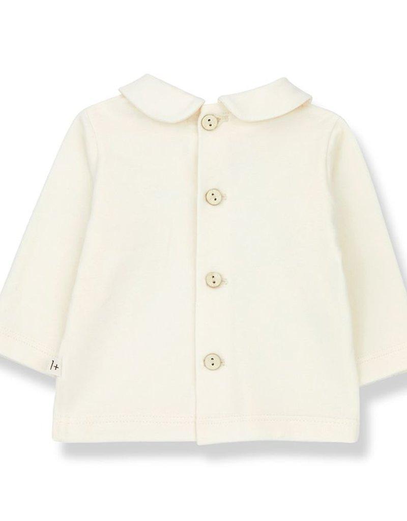 1 + in the family Colette blouse Ecru