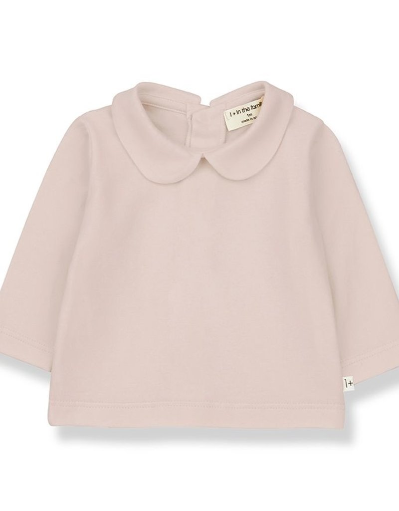 1 + in the family Colette blouse Nude