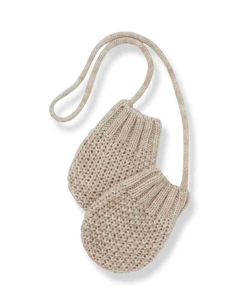 1 + in the family Grimsel mittens Beige