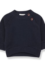 1 + in the family Livigno sweatshirt Blue notte
