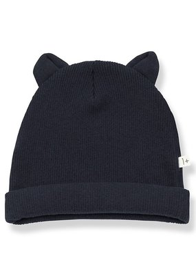 1 + in the family Mull beanie w/ears Blue notte