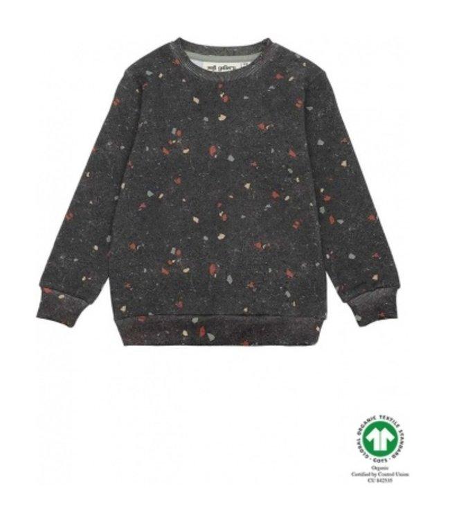 Soft Gallery Konrad sweatshirt terazzo