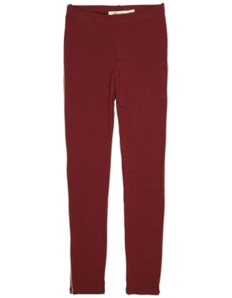 Soft Gallery Paula legging oxblood red
