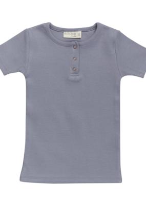 Blossom Kids Shirt Blue grey