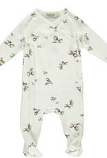 MarMar Copenhagen Rubetta baby romper Acorn print